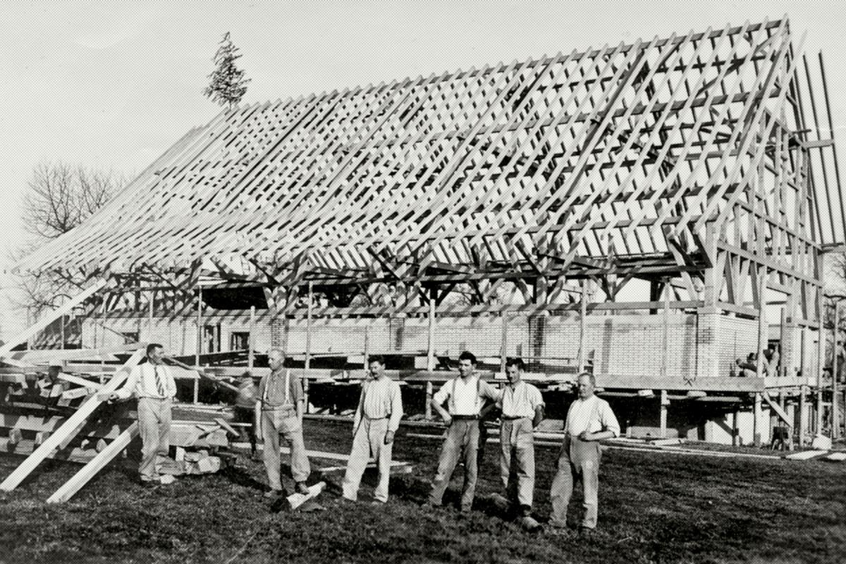Team Bucher Zimmerei1930