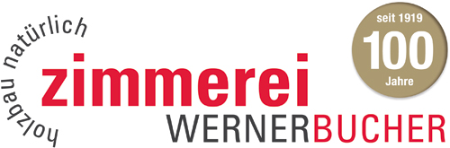 Werner Bucher Zimmerei Logo