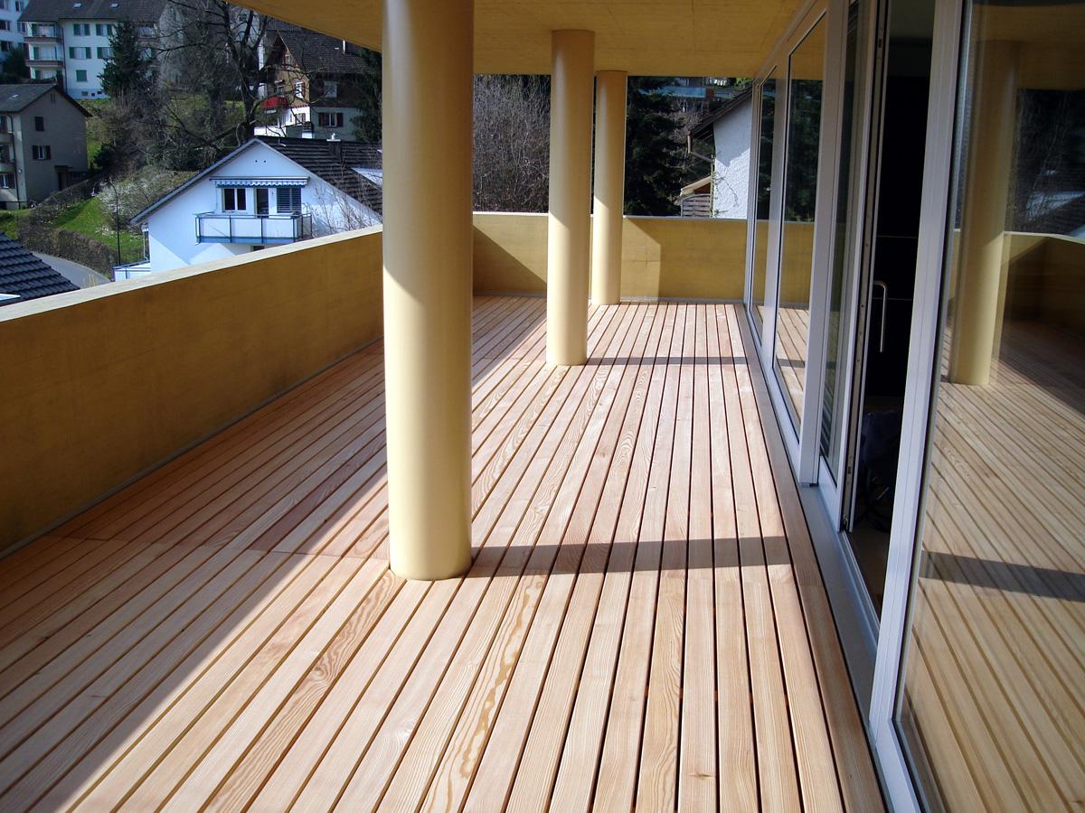 Terrassenroste