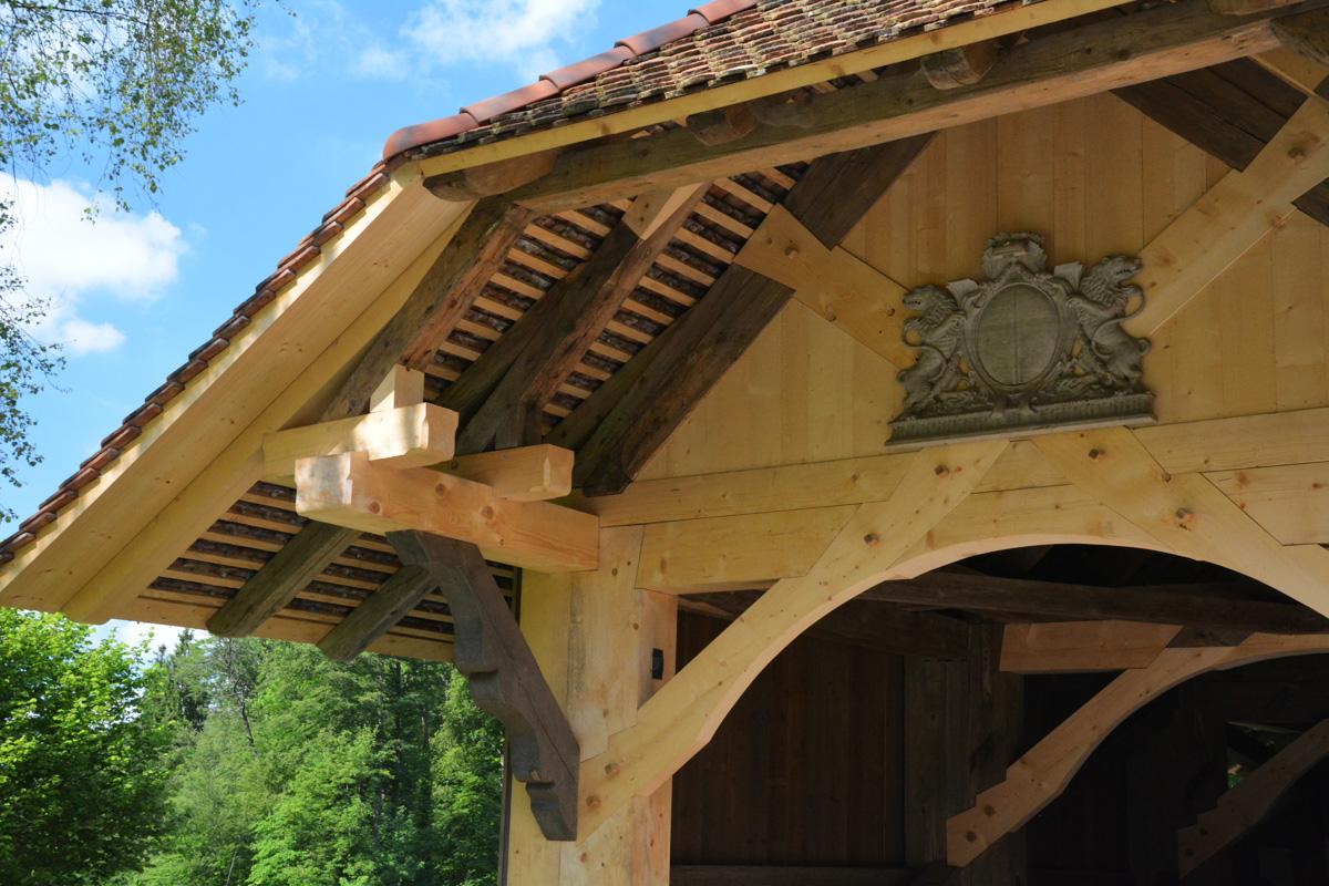 Sanierung Hergiswaldbrücke